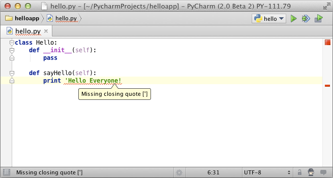 PyCharm by JetBrains