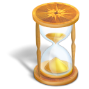Python's time.sleep() Logo