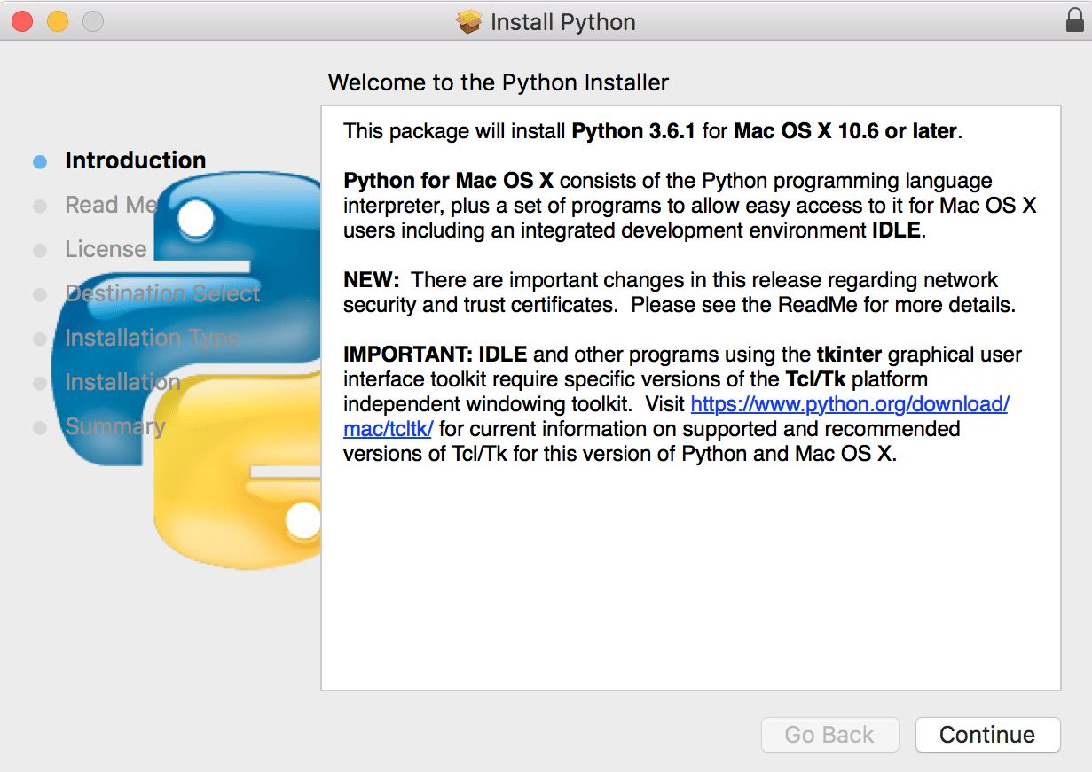 install-python-MacOS